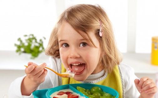 Bebeklerde, Çocuklarda Beslenme