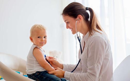 Çocuğunuzu Doktor Kontrolü ve Aşıya Hazırlamak