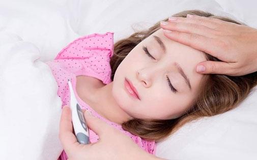 Çocuklarda Beta Enfeksiyonu
